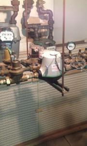 deduct water meter for rental units