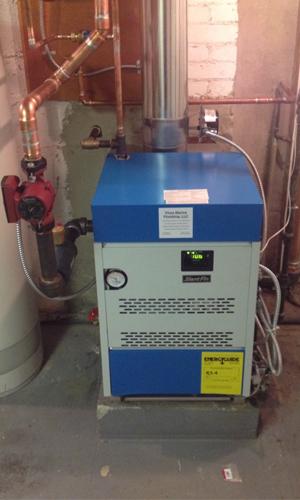 Boiler inspection | Vince Marino Plumbing LLC