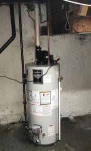 power vent water heater