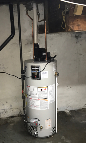 direct vent and power vented water heaters