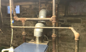 wrong steam boiler piping 1, boiler clank