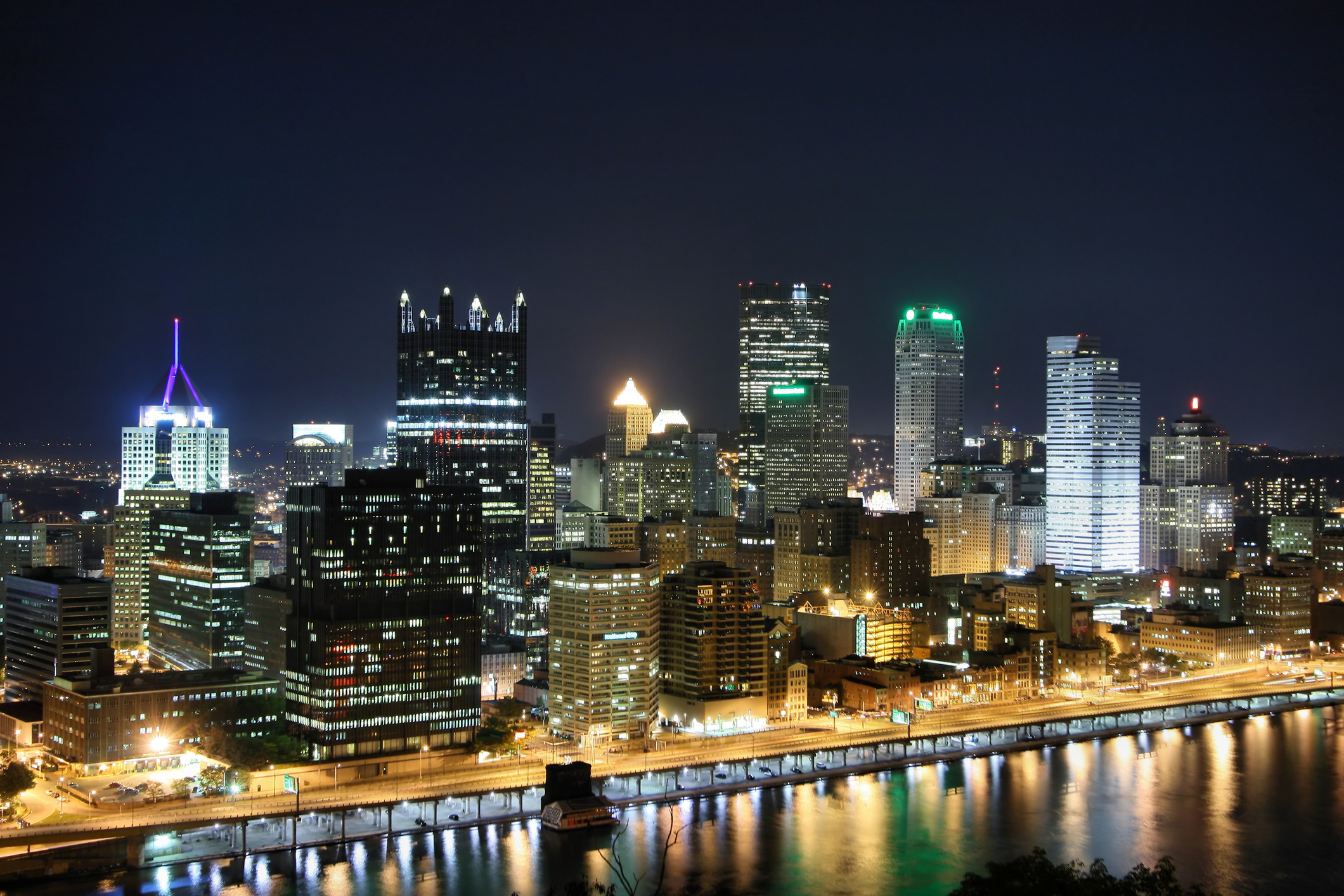 pittsburgh-night